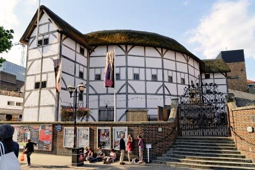Лондонский театр Глобус