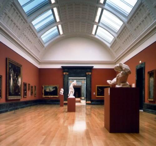 Галерея Современного Искусства Тейт в Лондоне